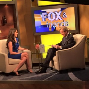 Stephanie Arnold on Fox & Friends