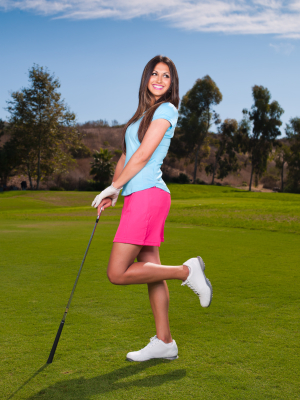 Diva Golfer